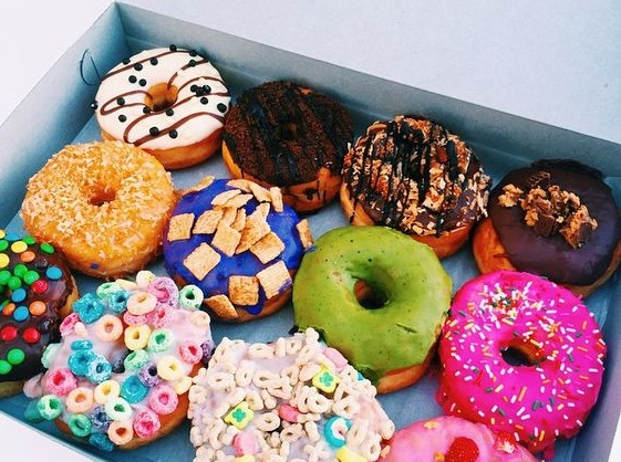 craving donuts and sweets