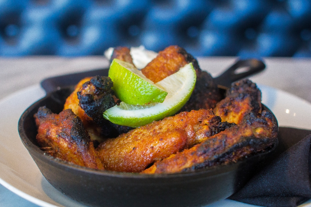 Jerk chicken is a popular dish to order for delivery in Minneapolis