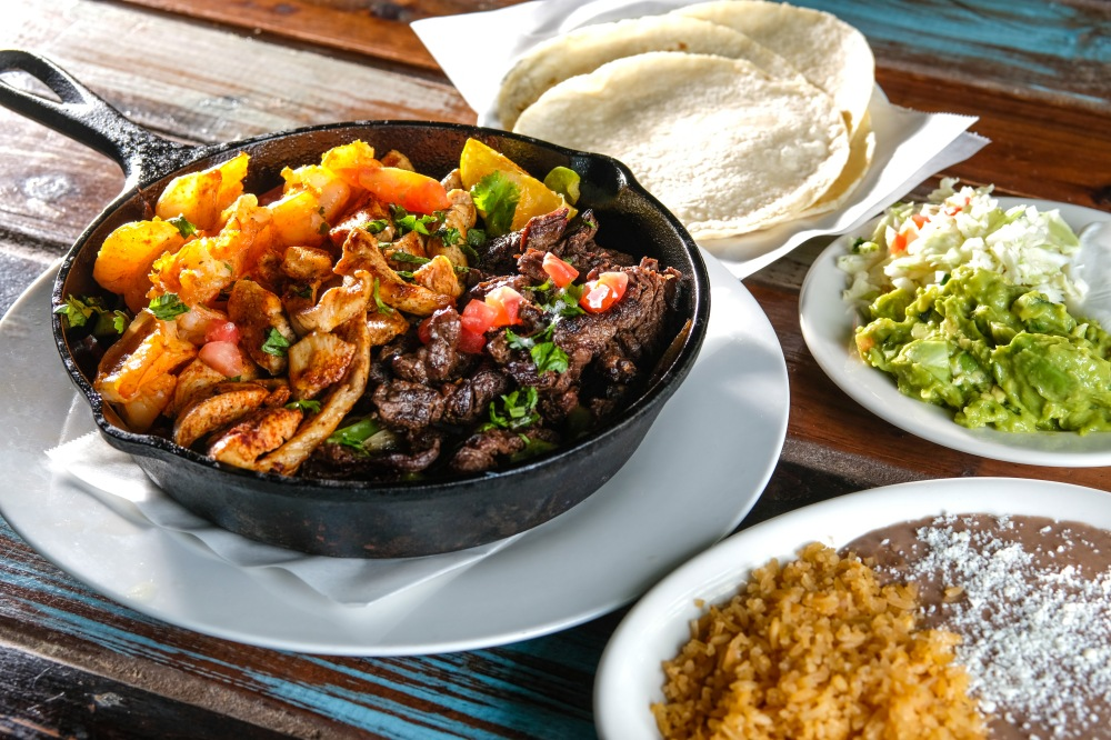 Order fajitas for delivery from Bite Squad
