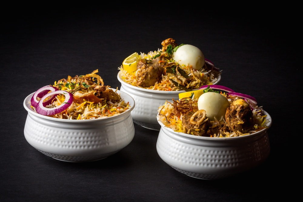 Biryani Indian food for delivery