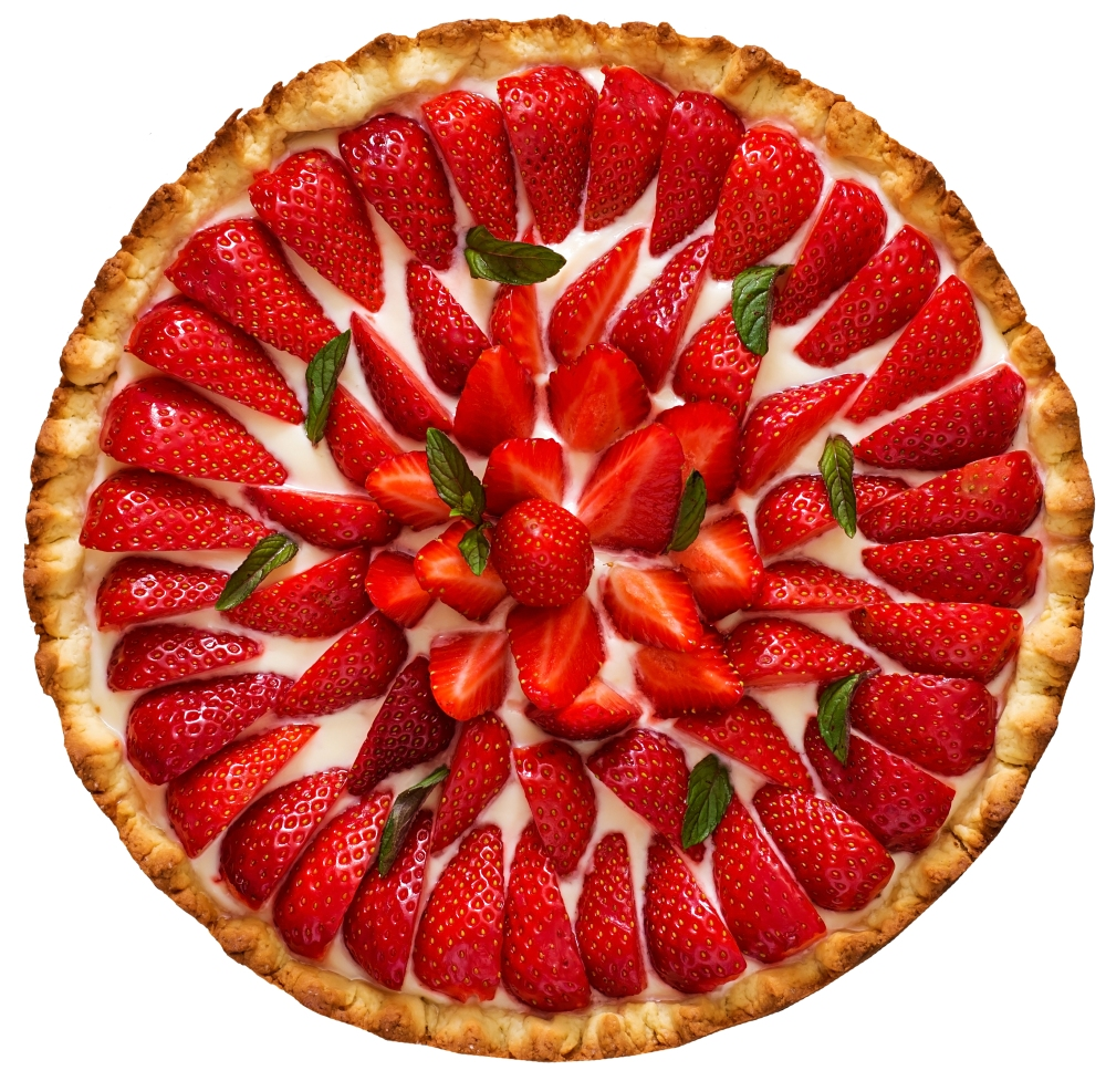 Fruit pie for delivery from Bite Squad