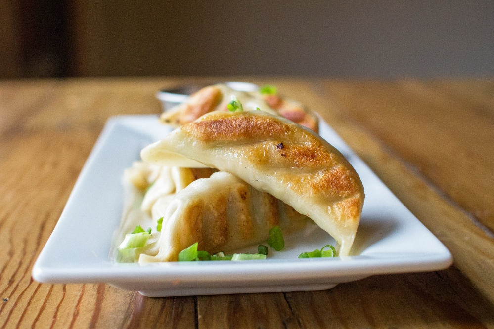 Potstickers for Chinese delivery from Bite Squad