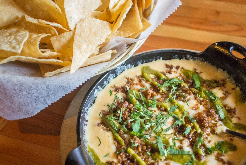 Get chips and queso delivered from Bite Squad