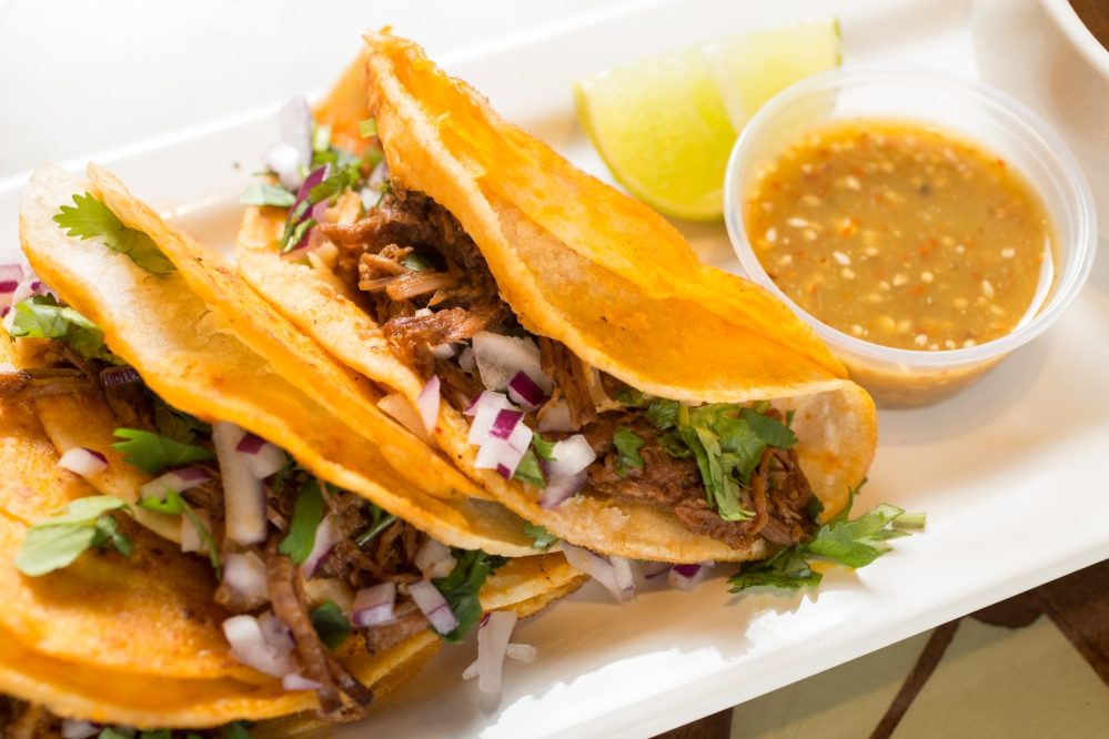 Barbacoa Tacos for delivery from Bite Squad