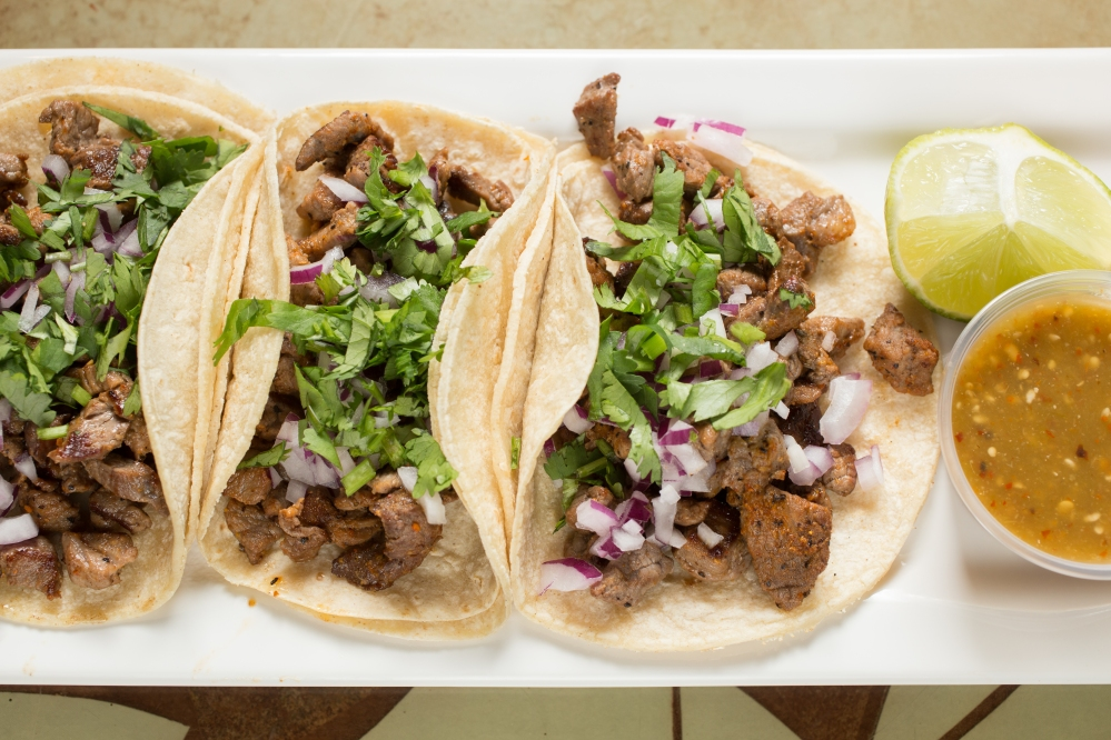Carne asada tacos for delivery from Bite Squad