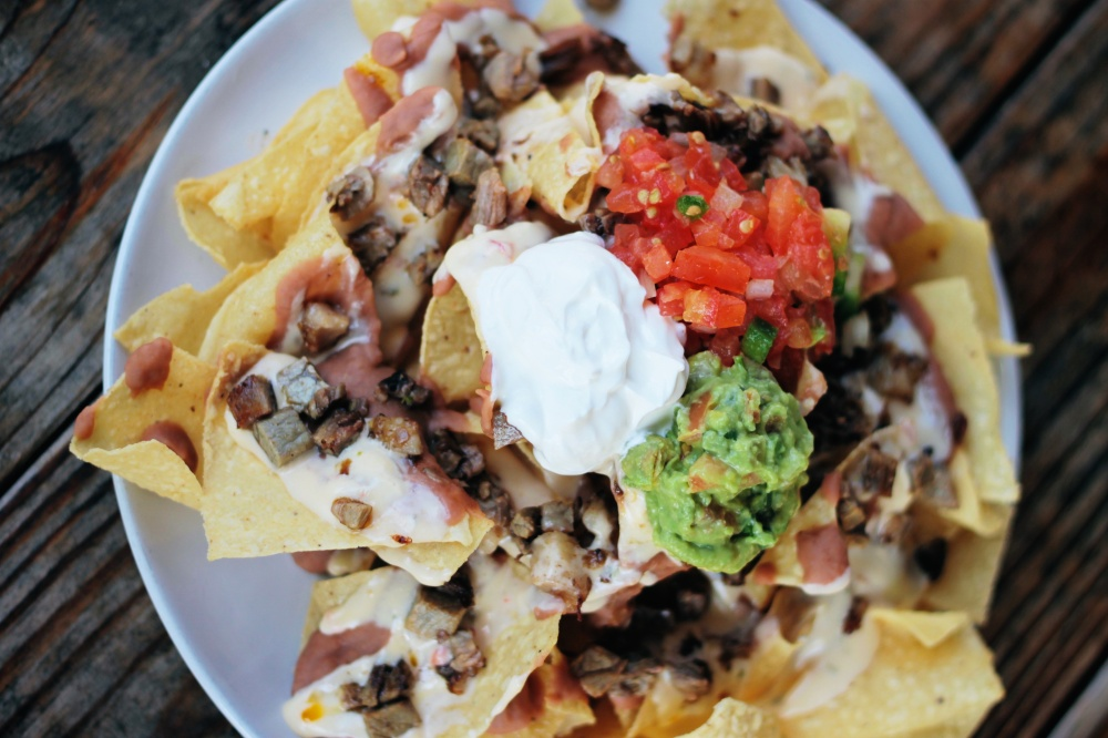 Texas Nachos for delivery