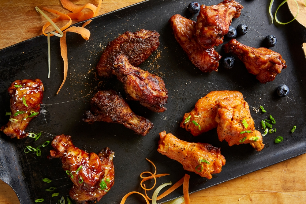 chicken wings for delivery