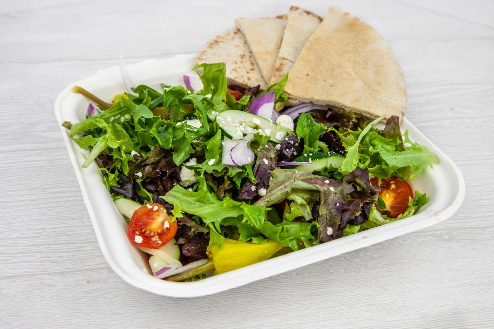 Get a healthy Greek salad delivered