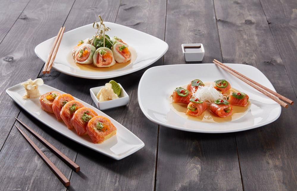 Sushi for delivery