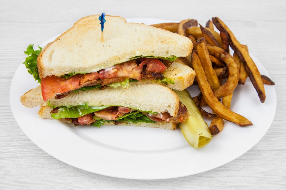 BLT sandwich for delivery
