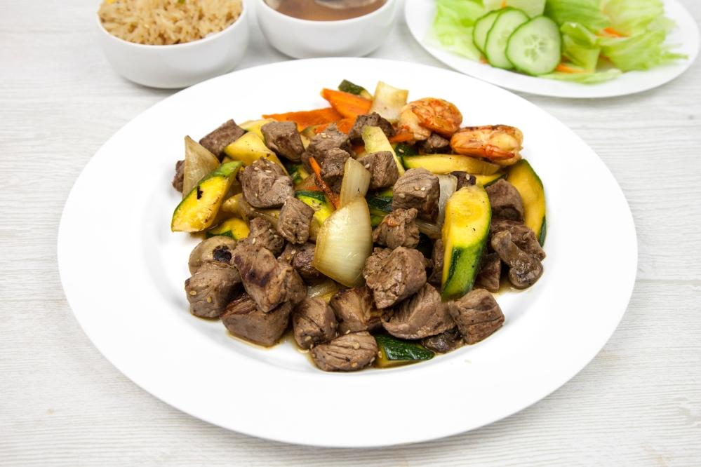 steak hibachi japanese
