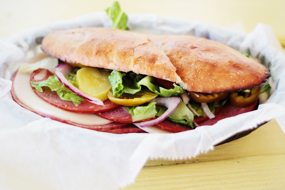 Italian sub for delivery