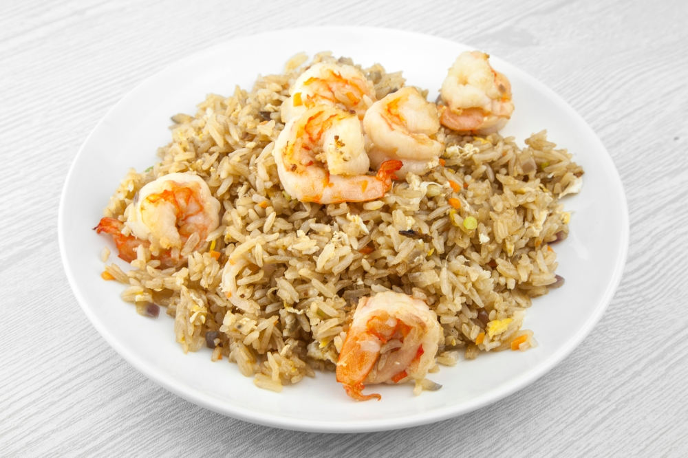Shrimp fried rice for delivery