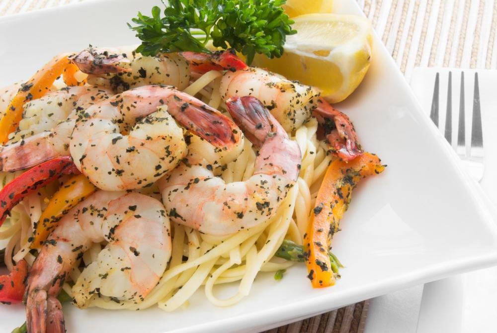 shrimp scampi for delivery