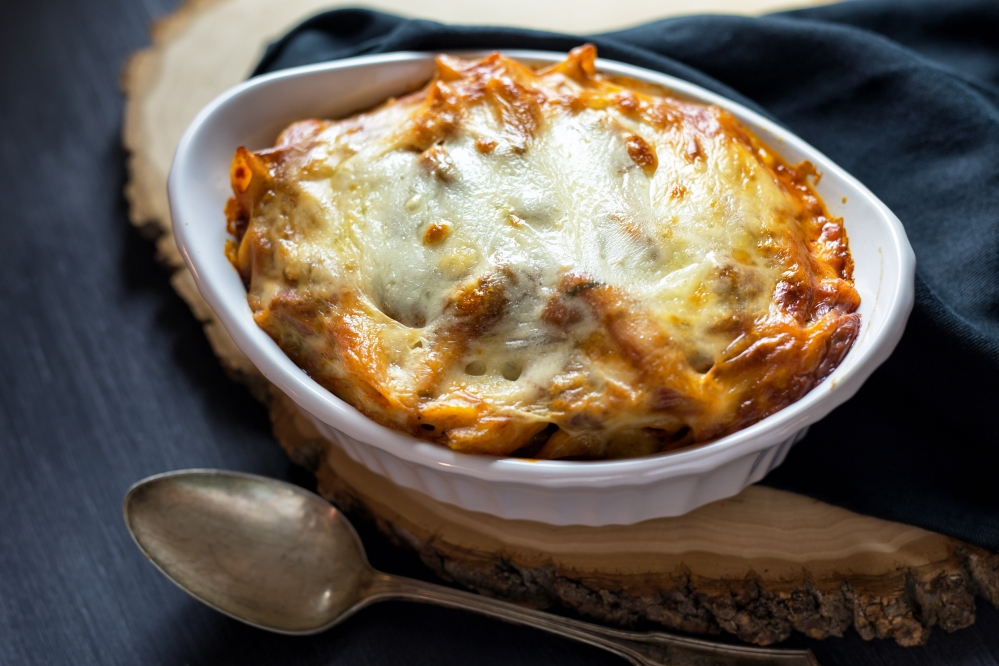 baked ziti pasta delivery