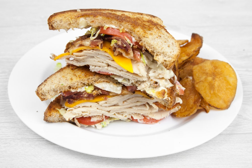 turkey club sandwich for delivery