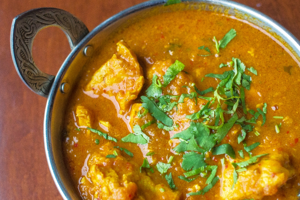 Indian Chicken Curry for delivery
