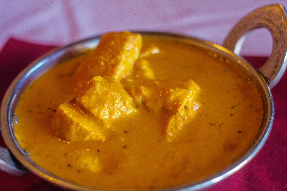 Indian butter chicken for delivery