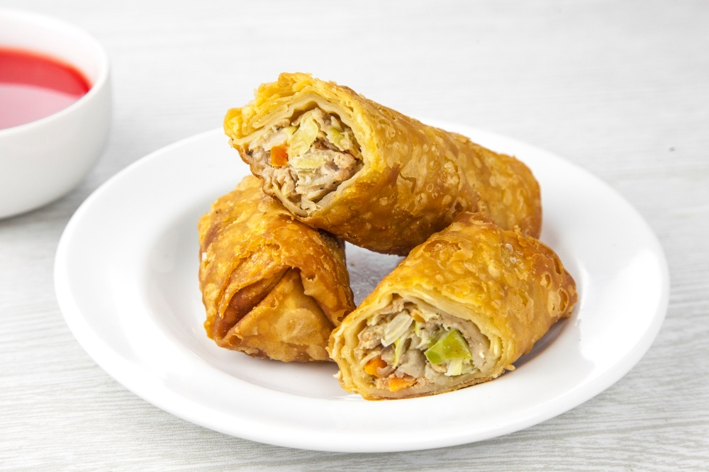 Pork egg rolls for delivery