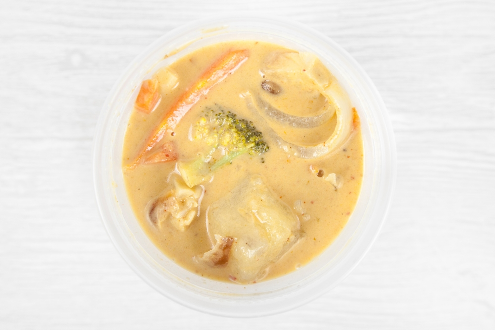 Massaman curry for delivery